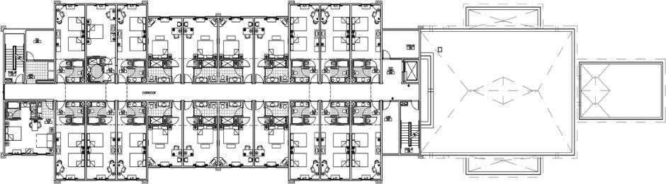 MOTEL FLOOR PLANS Floor Plans